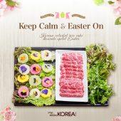 歡慶春暖新生復活節
