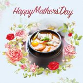 母親節快樂!