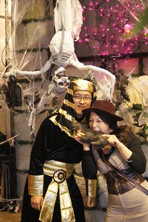 Happy Halloween at miss KOREA! - miss KOREA BBQ :: The Best