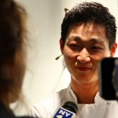 Chef Sung Chul Shim's interview with NY1