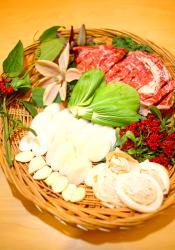Chefs Society column on miss KOREA's Tteokguk by Edgar Vaudeville