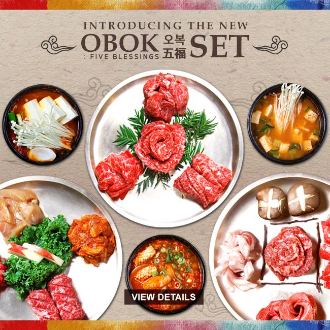 Introducing The New Miss Korea Bbq Obok Set Menus Longevity
